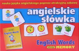 Adamigo Memory Angielskie Słówka - 5628