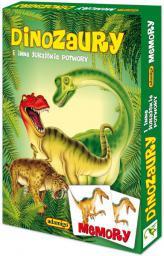 Adamigo Gra Memory Dinozaury - 6229
