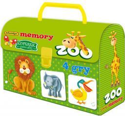 Adamigo Gra Kuferek Zoo Memory - 6441