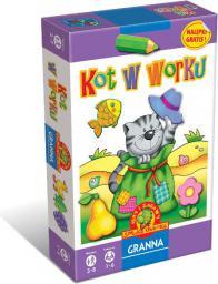Granna Kot w worku - 00181