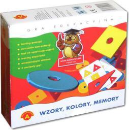Alexander Memory Wzory Kolory - 0457