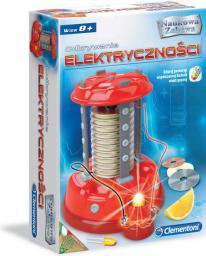Clementoni Odkrywanie elektryczności (60886)