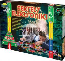 Dromader Sekrety Elektroniki 1200 eksperymentów - 85953