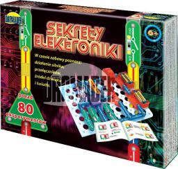 Dromader Sekrety Elektroniki - 80 eksperymentów - 85958