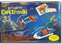 Dromader Sekrety Elekt. Samochód i Łódka - 85957