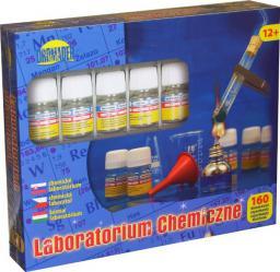 Dromader Chemik Zestaw 160 doświadczeń - 00537