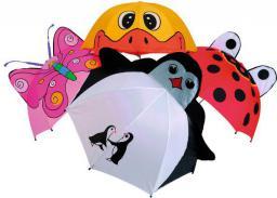 Simba SIMBA Parasolka w zwierzątka 4 rodz. - 107868263