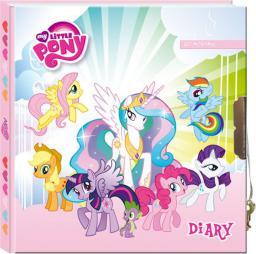 Starpak My Little Pony Pamiętnik zamykany - 285319