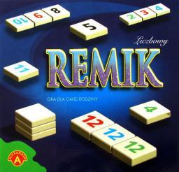 Alexander Remik Liczbowy De Luxe - (0377)