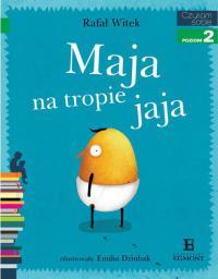 EGMONT Książka Maja na Tropie Jaja - 55678