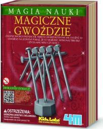 4M Księga I magiczne gwoździe