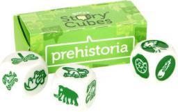 Rebel STORY CUBES Gra Story Cubes: Prehistoria - 26198