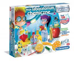 Clementoni Moje laboratorium chemiczne - (60250)