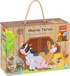 Trefl Farma zabawka drewniana (61443)