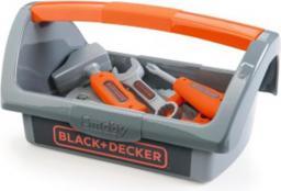 Smoby SMOBY B&D Skrzynka z narzędziami - 7600360101