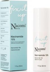 Nacomi Next Level Niacinamide 15% serum z niacynamidem 30ml