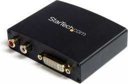 Adapter AV StarTech HDMI - DVI + Audio (DVI2HDMIA)
