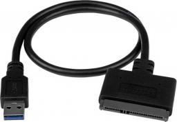 Kieszeń StarTech USB 3.1 / SATA 7+15pin (USB312SAT3CB)