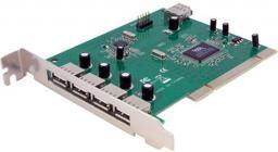 HUB USB StarTech 7 PORT PCI USB ADAPTER CARD (PCIUSB7)