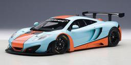 Autoart McLaren 12C GT3 Gulf Livery 2011 (81343)