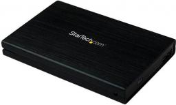 Kieszeń StarTech USB 3.0 UASP 2.5HDD ENCLOSURE (S2510BMU33)