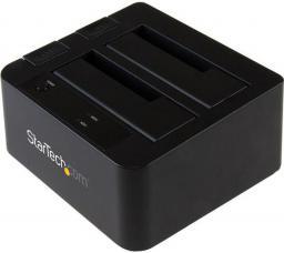 Stacja dokująca dla dysku twardego StarTech USB 3.1 GEN 2 DUAL-BAY DOCK (SDOCK2U313)