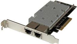 Karta sieciowa StarTech 2-PORT PCIE 10GB ETHERNET NIC (ST20000SPEXI)