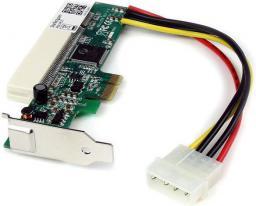Kontroler StarTech PCIe x1 - PCI (PEX1PCI1)