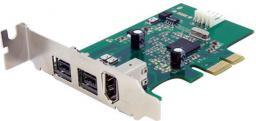 Kontroler StarTech FireWire / PCIe (PEX1394B3LP)