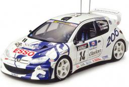 Tamiya Peugeot 206 WRC - 24221