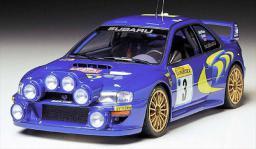Tamiya TAMIYA Subaru Impreza WRC1998 - 24199