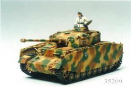 Tamiya Panzerkampwagen IV Ausf. H (35209)