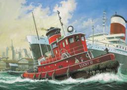 Revell REVELL Harbour Tug - 05207