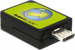 Moduł GPS Delock Navilock NL-650US Micro USB Odbiornik GPS MT3337 (60134)