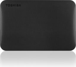 Dysk zewnętrzny Toshiba Canvio 500GB USB 3.0 Czarny (HDTP205EK3AA)