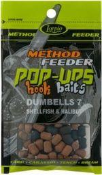Lorpio Lorpio Pop-Up Dumbells Shellfish-Halibut 7mm