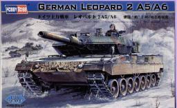 Universal Hobbies HOBBY BOSS German Tank Leopard 2 A5A6 - 82402