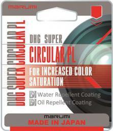 Filtr Marumi Super DHG Circular PL 77mm MCPL77 SUPER DHG