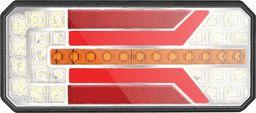 AMiO Lampa zespolona led dynamiczna tylna rcl-01-lr