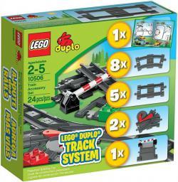 Lego LEGO Duplo Tory kolejowe - 10506