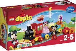 LEGO DUPLO Mickey&Minnie Urodzinowa parada (10597)