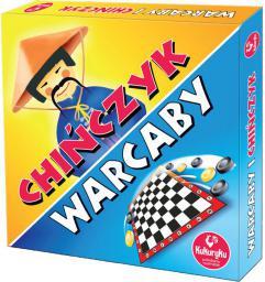 Promatek Gra Warcaby i Chińczyk - 0024