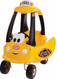 Little Tikes Samochód żółty TAXI - 172175E3