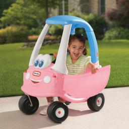 Little Tikes Cozy Coupe Samochód Księżniczki (614798E5)