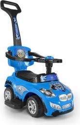 Milly Mally Pojazd Happy Niebieski 1131