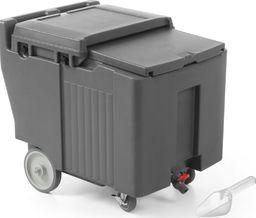 Amer Box Pojemnik termoizolacyjny termos do transportu lodu mobilny na kółkach poj. 110L