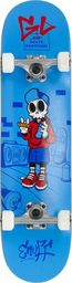 Deskorolka Enuff skateboards Skully Mini Complete Blue