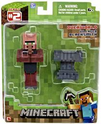 Tm Toys MINECRAFT Figurka Blacksmith Villager - MIN16512