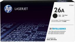 HP toner CF226A nr 26A (black)