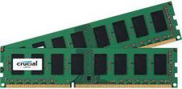 Pamięć Crucial DDR3L, 8 GB, 1600MHz, CL11 (CT2K51264BD160BJ)
